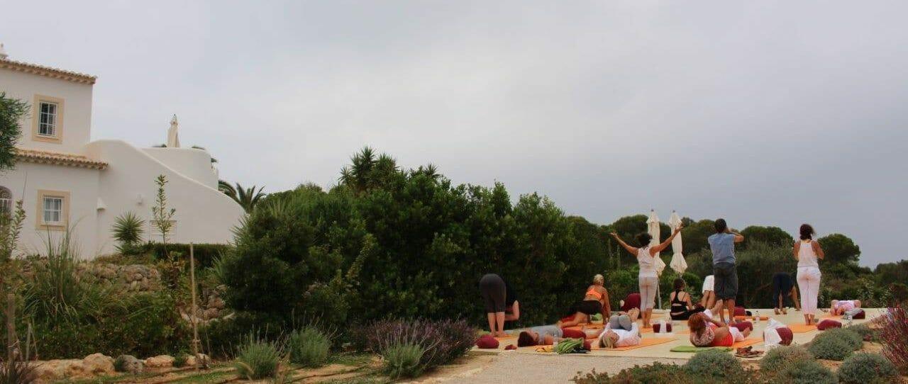 Yoga Retreat - 108 Sonnengrüße am Meer