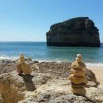 Steinmännchen – wer legt noch einen oben drauf?
