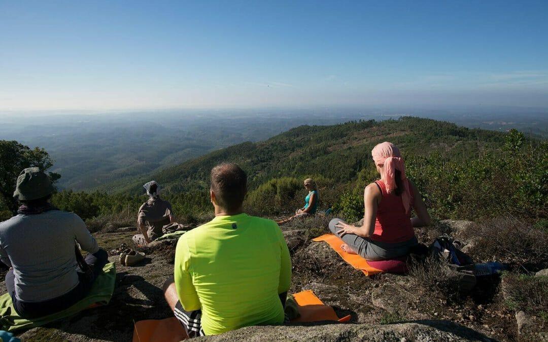 Fotos: Yoga in der Natur (mit Zitaten)