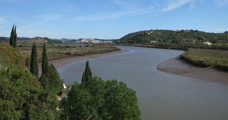 """""""Kuss der Gezeiten an der Ilha Rosario"""" − zwei Flüsse zwischen Ebbe und Flut"""