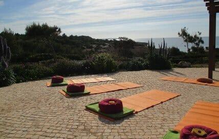 Yoga Urlaub zum Verwöhnen