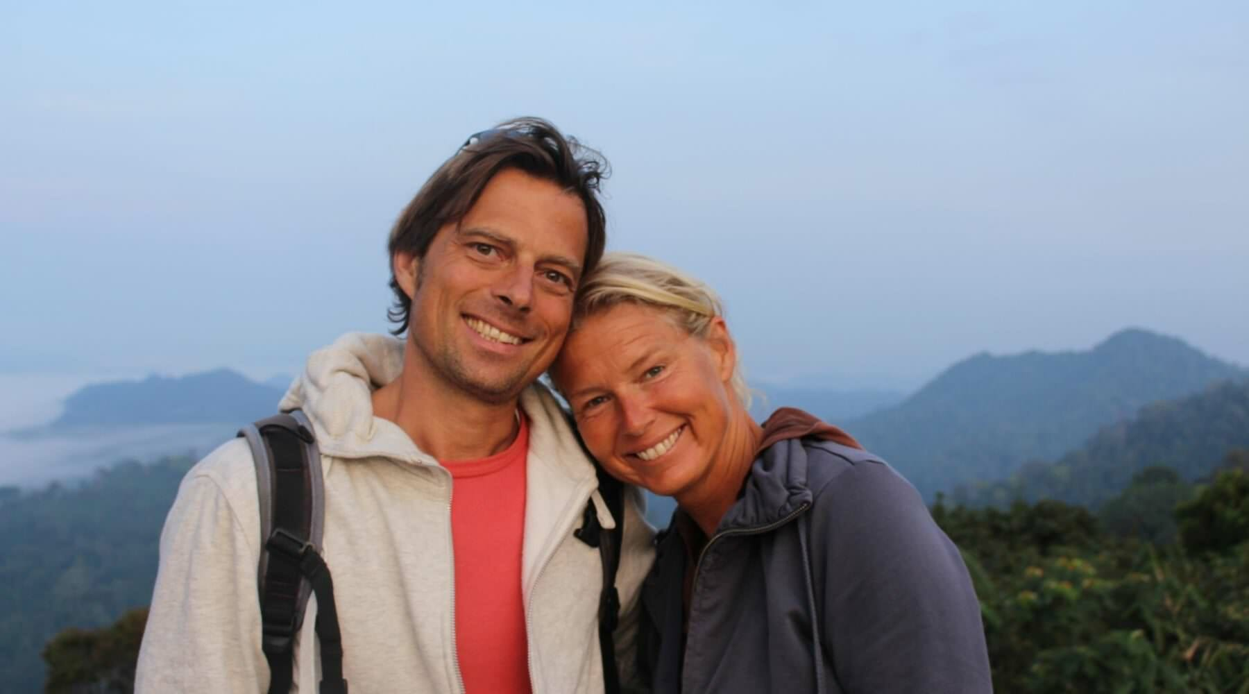 Stefanie Drebing and Oliver Kulter