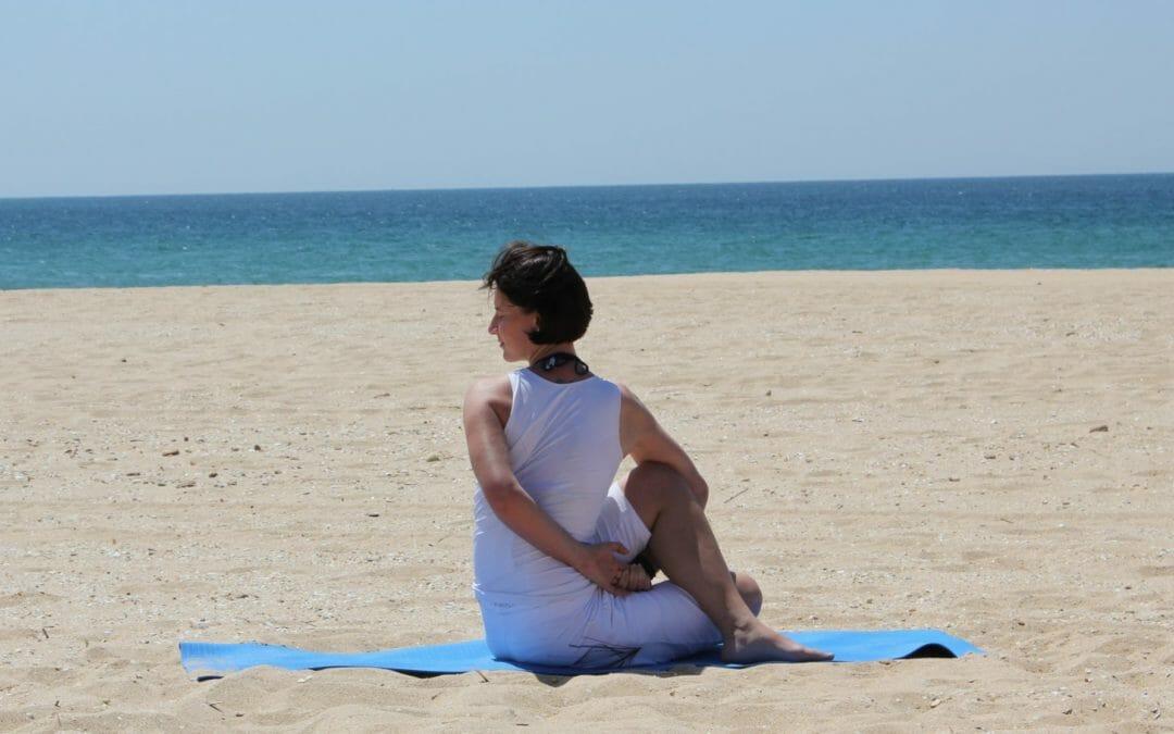 Yogaliebe zur Algarve: unser HerzensMensch Marika!