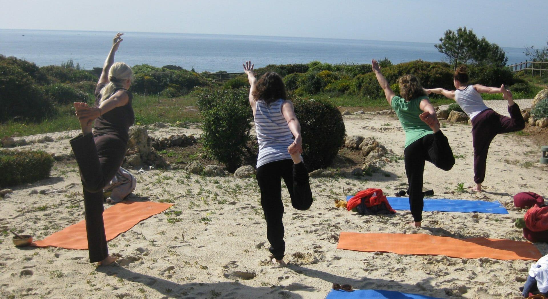 Yoga Wandern Urlaub Outdoorsession Suites Alba