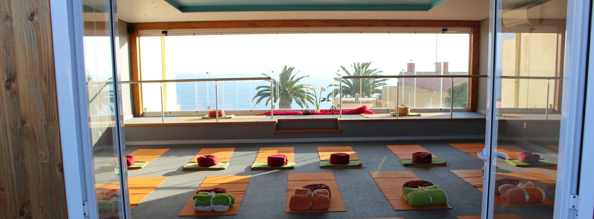 Yoga Lounge Baia Cristal Algarve