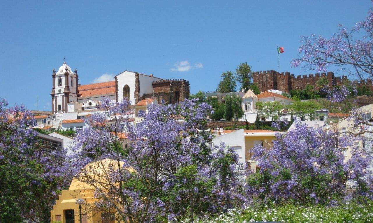 E-MTB und Yoga Tour Silves mit maurischer Burg